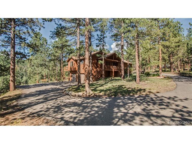 27900 Hidden Trail, Conifer, CO 80433