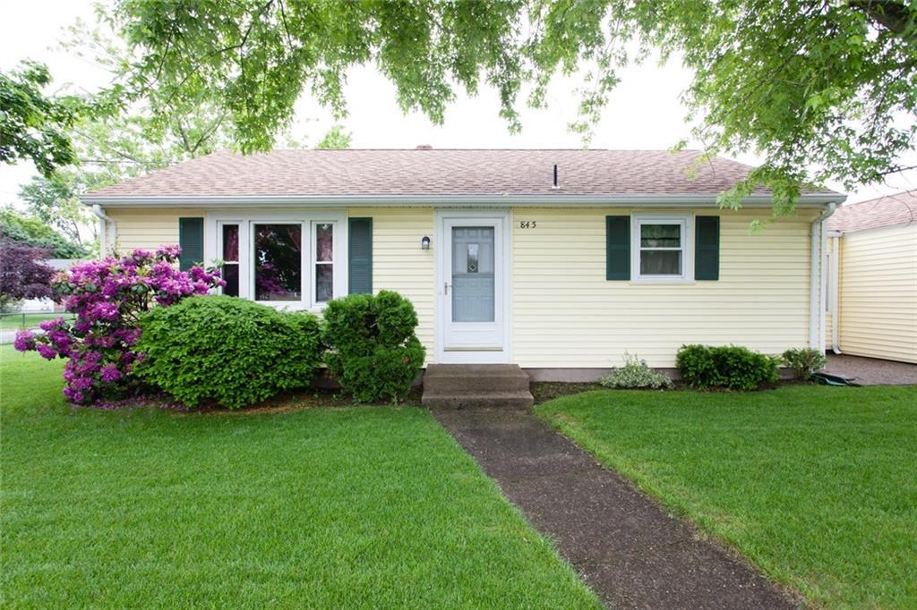 845 Cottage ST, Pawtucket, RI 02861