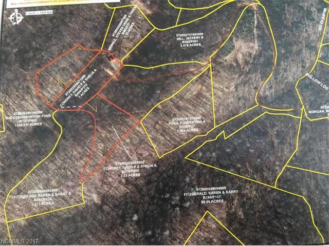 0000 Ogles Gap Road Tract A&B per Deed, Burnsville, NC 28714