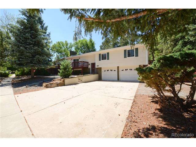 3103 Brenner Place, Colorado Springs, CO 80917
