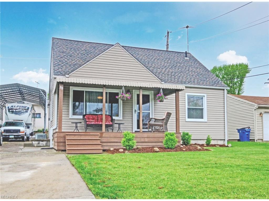 38 Hopewell Dr, Struthers, OH 44471