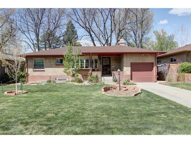 3171 S Williams Street, Englewood, CO 80113