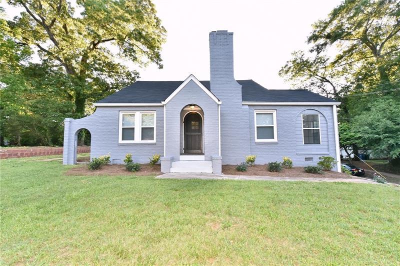 1607 SW Sylvan Road, Atlanta, GA 30310