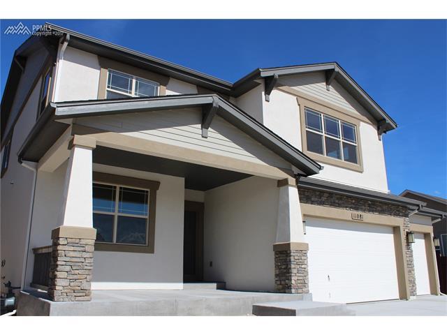 11081 Echo Canyon Drive, Colorado Springs, CO 80908