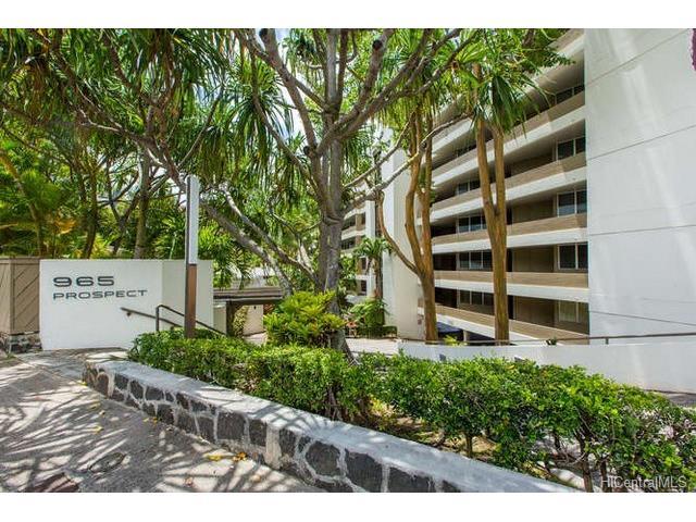 965 Prospect Street 106, Honolulu, HI 96822