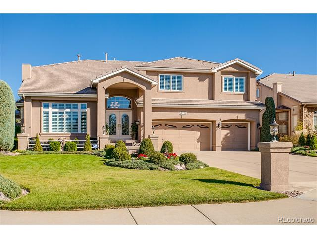 10123 Charissglen Lane, Highlands Ranch, CO 80126