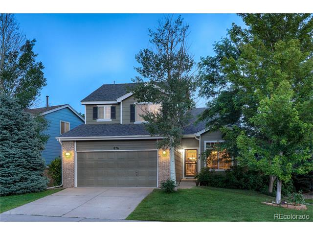 876 Timbervale Trail, Highlands Ranch, CO 80129