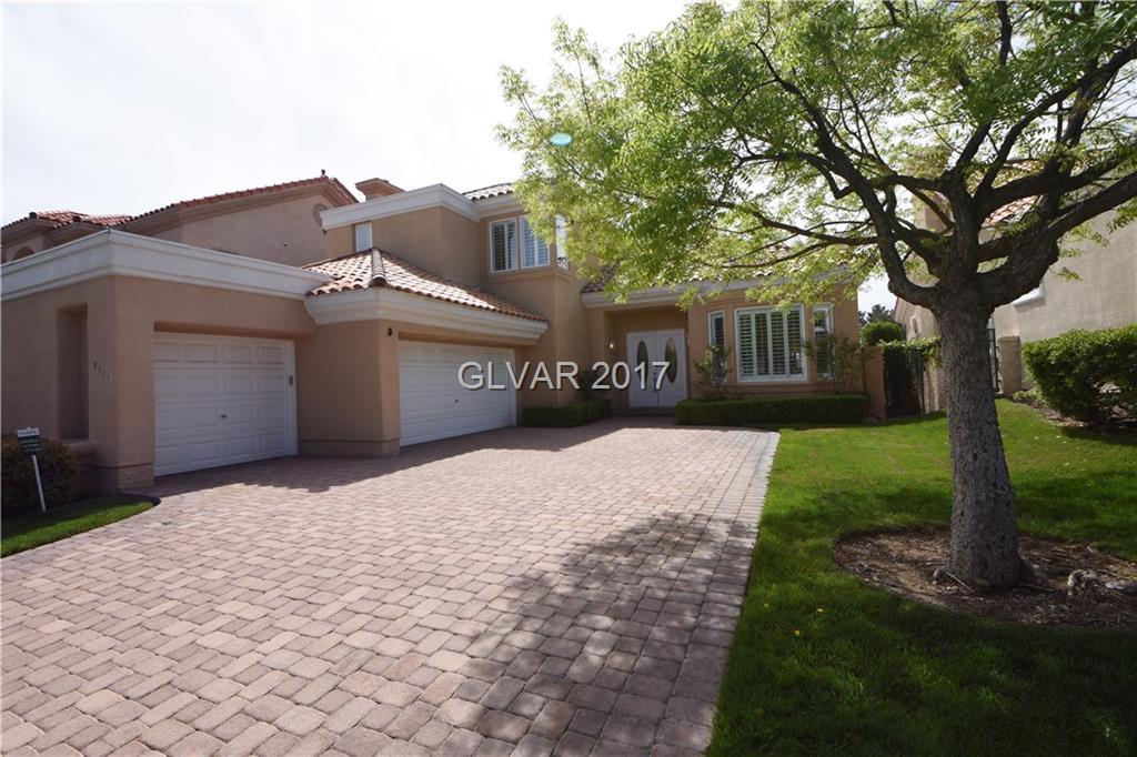 8713 DOUBLE EAGLE Drive, Las Vegas, NV 89117