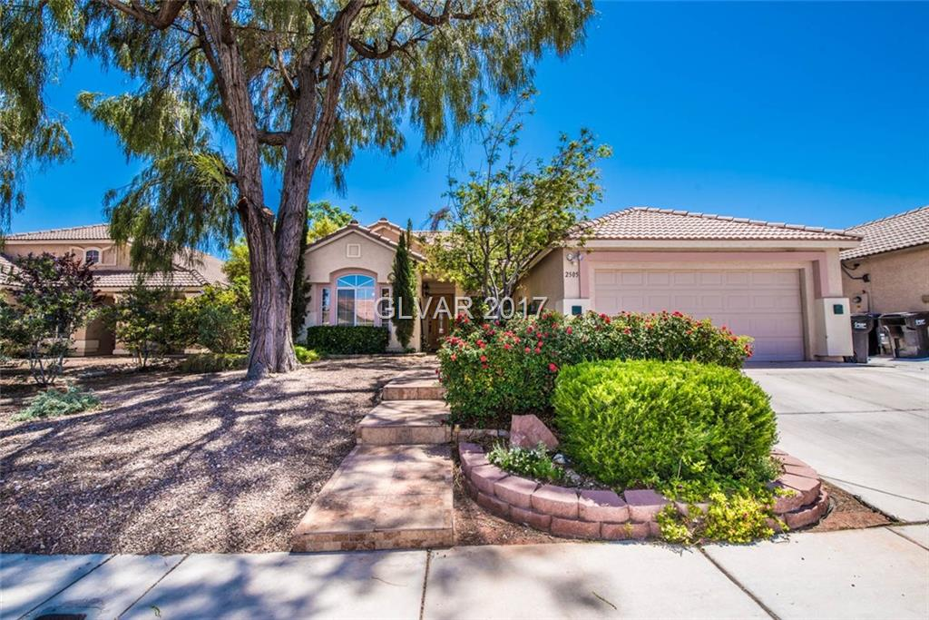 2505 OLD TOWN Drive, North Las Vegas, NV 89031