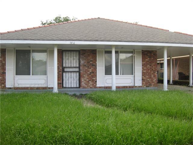 7810 SHUBERT Street, New Orleans, LA 70126