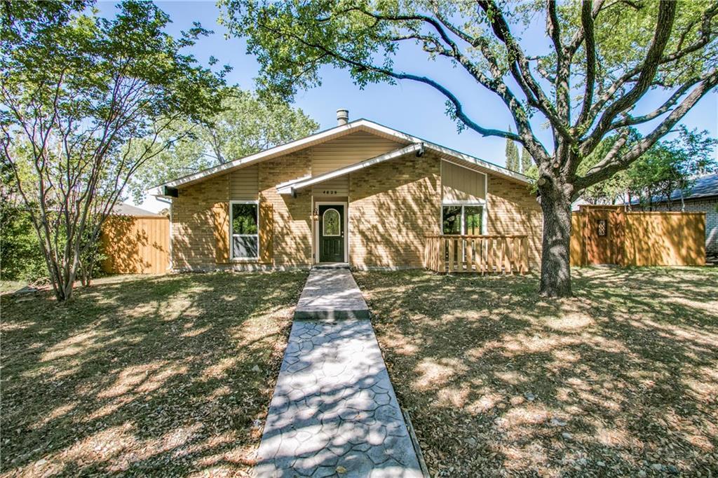 4829 Alta Oaks Lane, The Colony, TX 75056