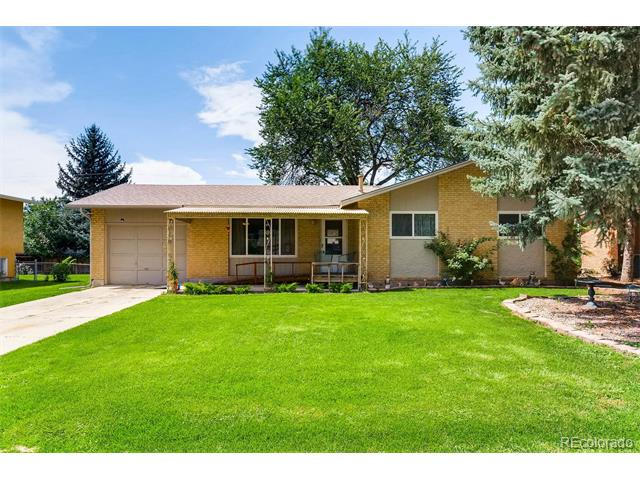 154 Grinnell Street, Colorado Springs, CO 80911