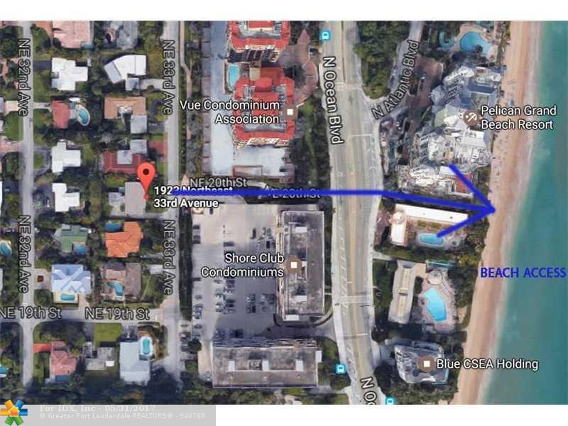 1923 NE 33rd Ave, Fort Lauderdale, FL 33305