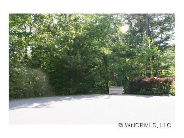 Great value for large wooded Kenmure estate homesite. Winter - view and mature hardwoods.