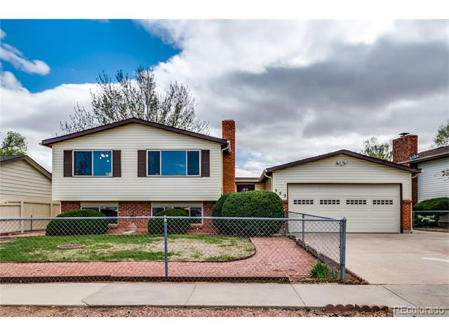 552 Corte Sol, Fountain, CO 80817