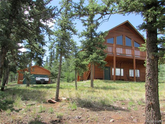 859 Warpath Road, Como, CO 80432