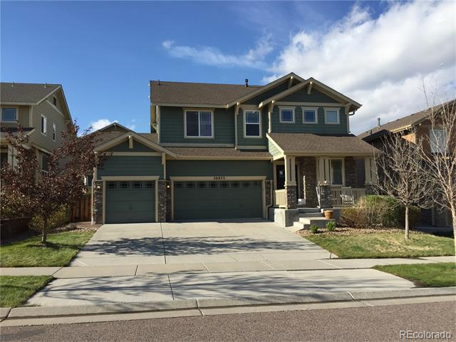 26053 E Peakview Place, Aurora, CO 80016