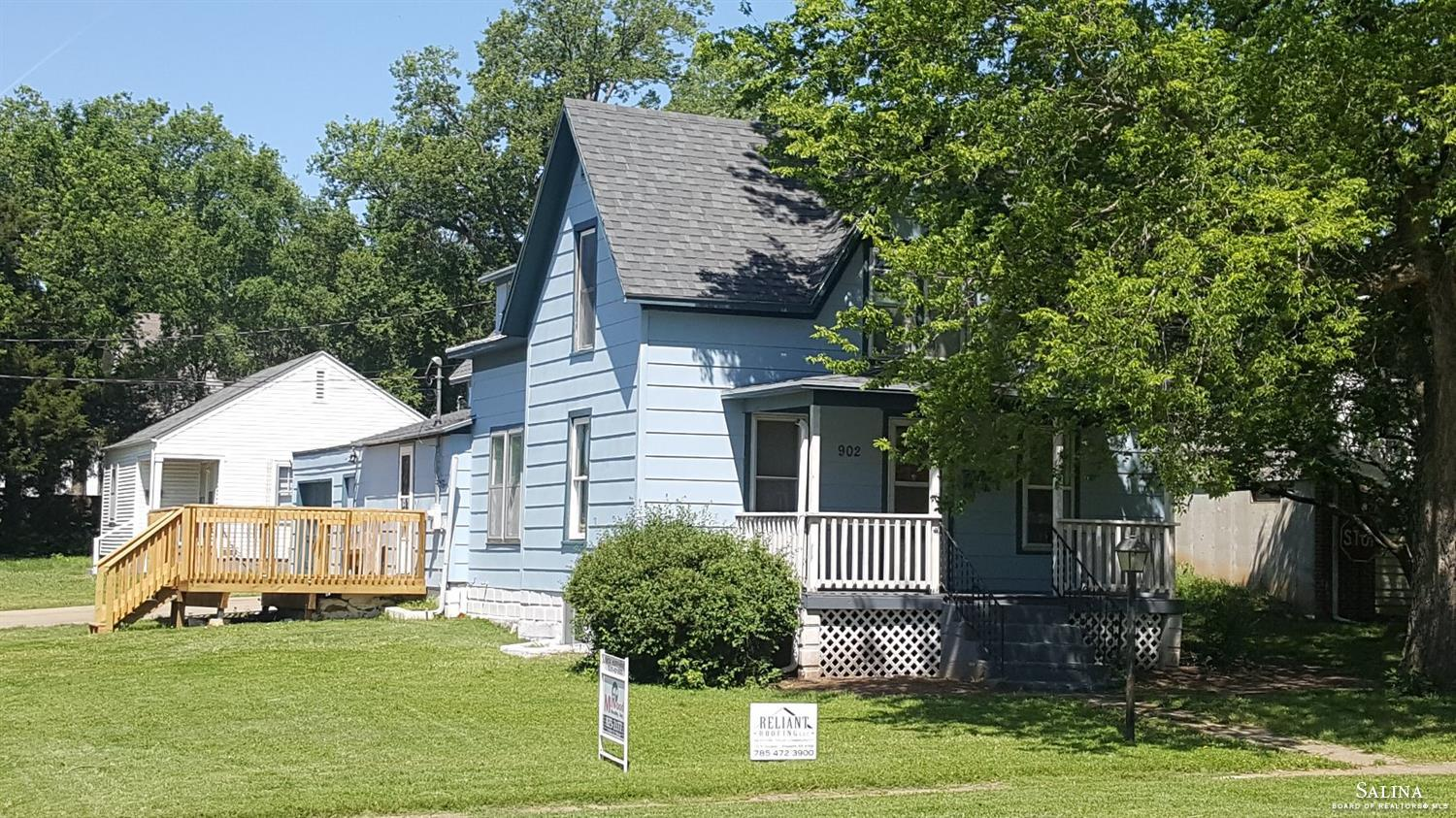 902 Spring Street, Ellsworth, KS 67439