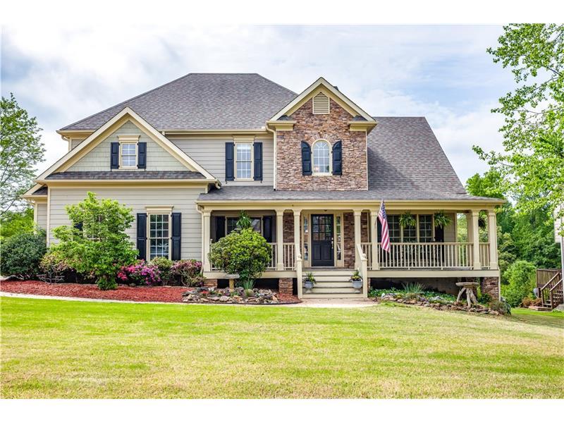 8445 Woodland View Drive, Gainesville, GA 30506