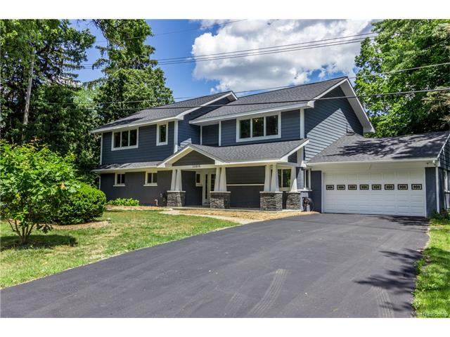32616 COLONY HILL DR, Franklin Vlg, MI 48025