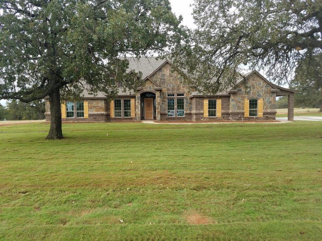101 Tall Grass Court, Weatherford, TX 76087
