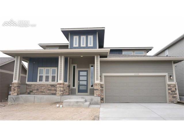 6888 Black Saddle Drive, Colorado Springs, CO 80924
