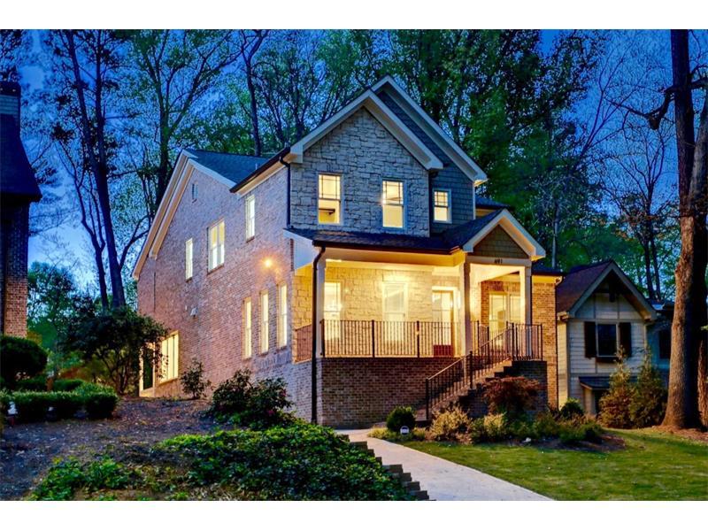 691 Norfleet Road, Atlanta, GA 30305