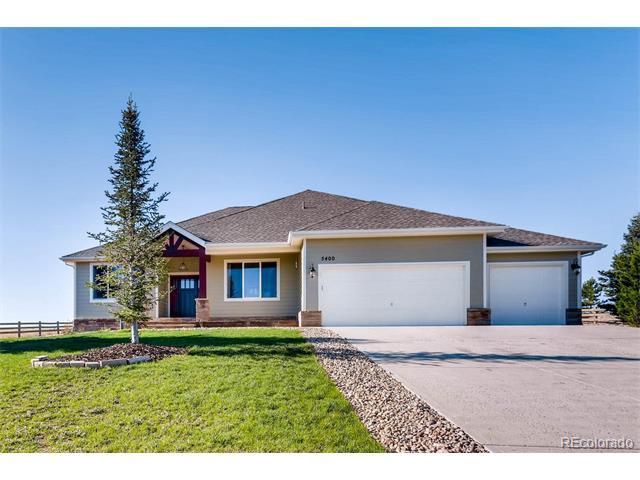 5400 Fairfield Circle, Castle Rock, CO 80104
