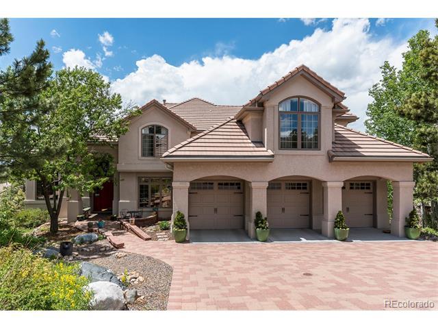 855 Swandyke Drive, Castle Rock, CO 80108