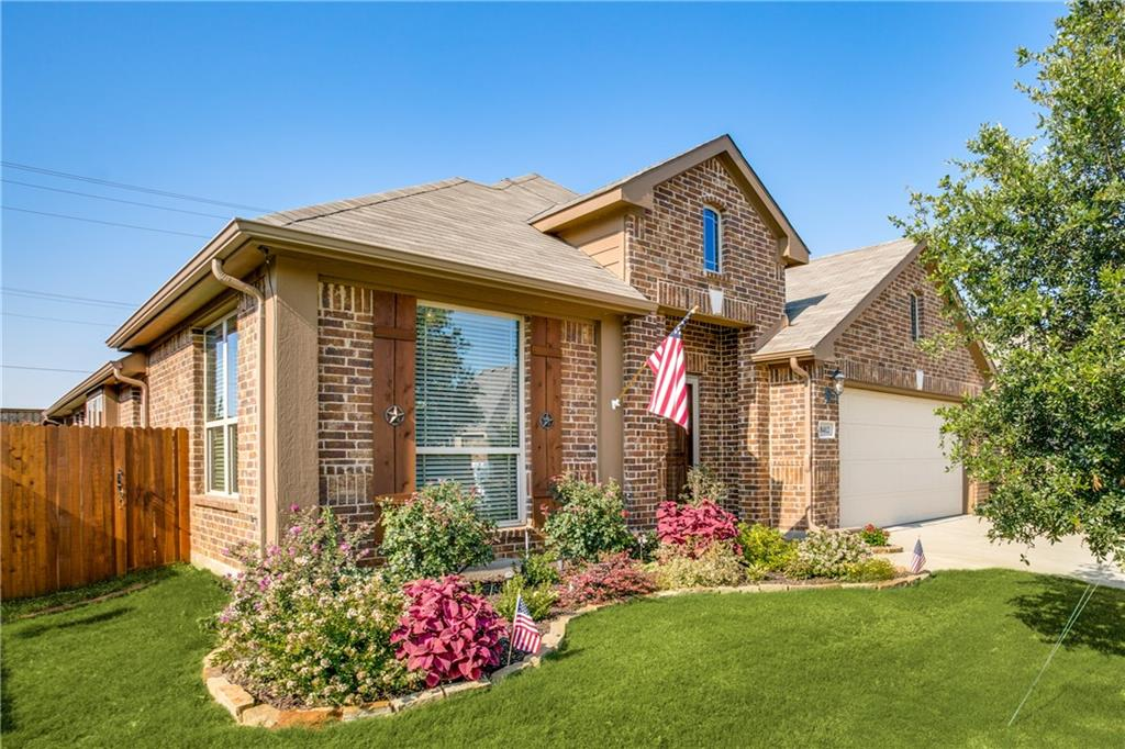 8412 Bonanza Street, Aubrey, TX 76227