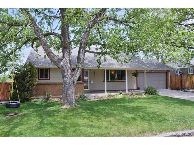848 S Alkire Street, Lakewood, CO 80228