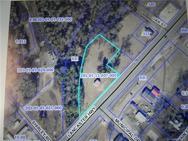 Lot 44 Lancaster Highway, Fort Lawn, SC 29714