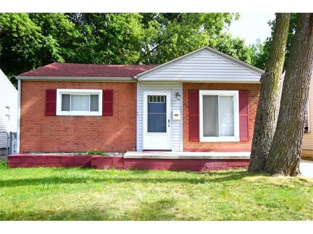 601 E Harwood Avenue, Madison Heights, MI 48071