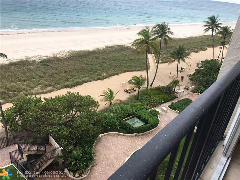 5100 N Ocean Blvd 810, Lauderdale By The Sea, FL 33308