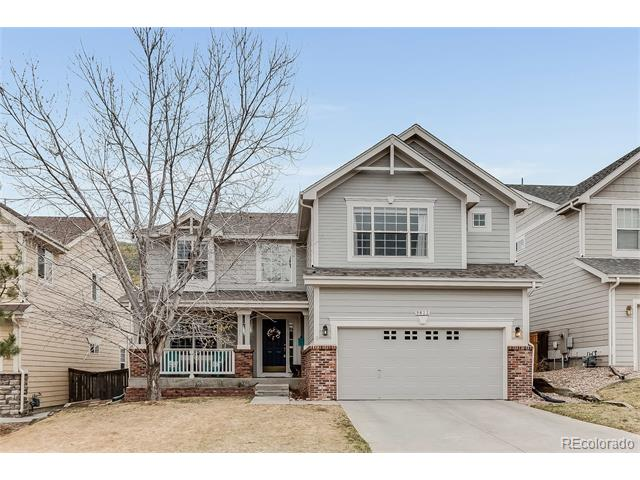 9822 Amber Rock Drive, Parker, CO 80134