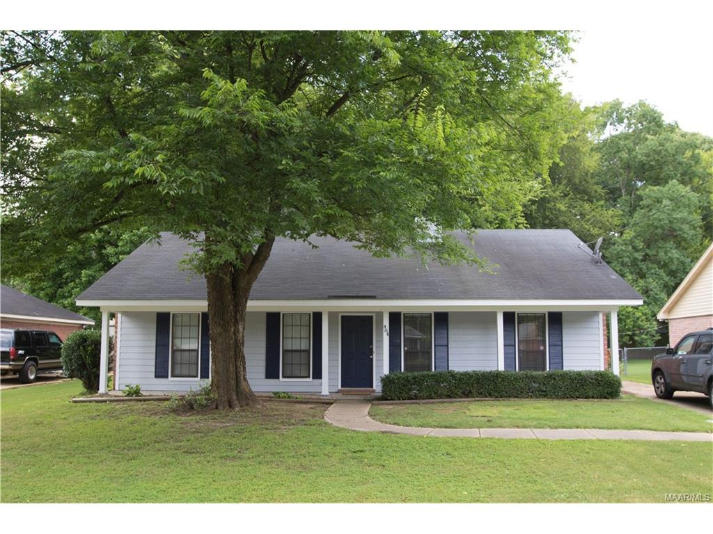 484 Forest Park Drive, Montgomery, AL 36109