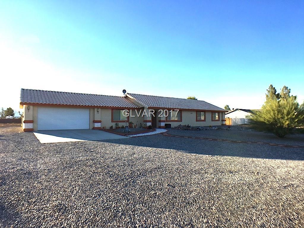 2840 S RIVER PLATE Drive, Pahrump, NV 89048