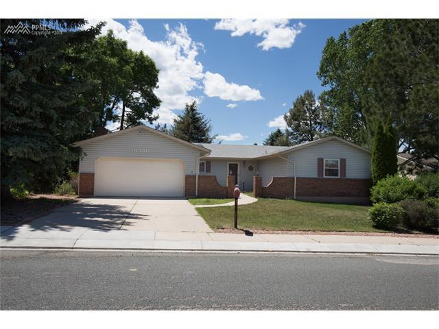 6360 Lemonwood Drive, Colorado Springs, CO 80918