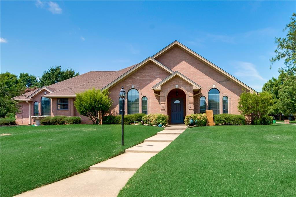 110 Tanglewood Circle, Stephenville, TX 76401