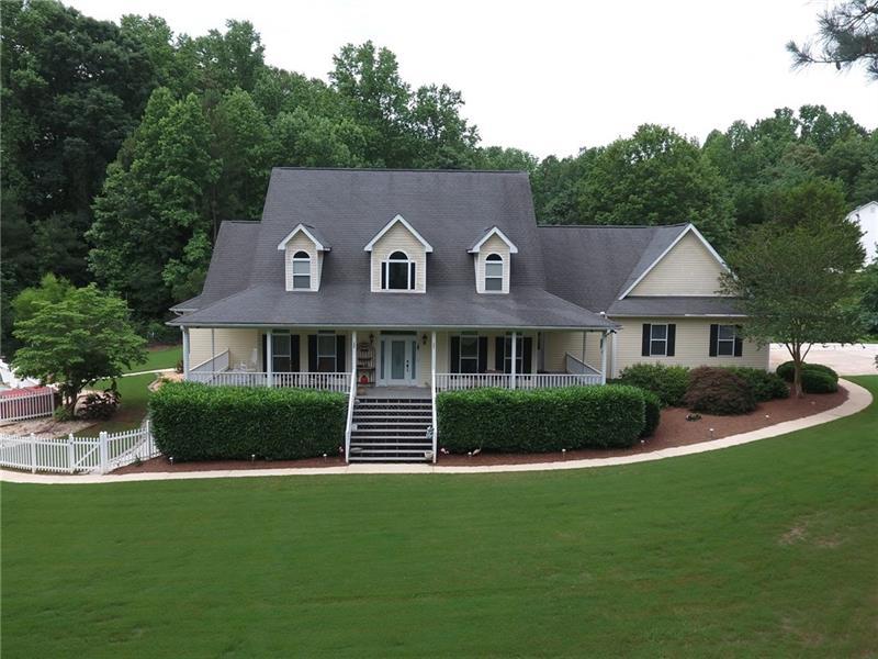 121 Valley View Drive, Maysville, GA 30558