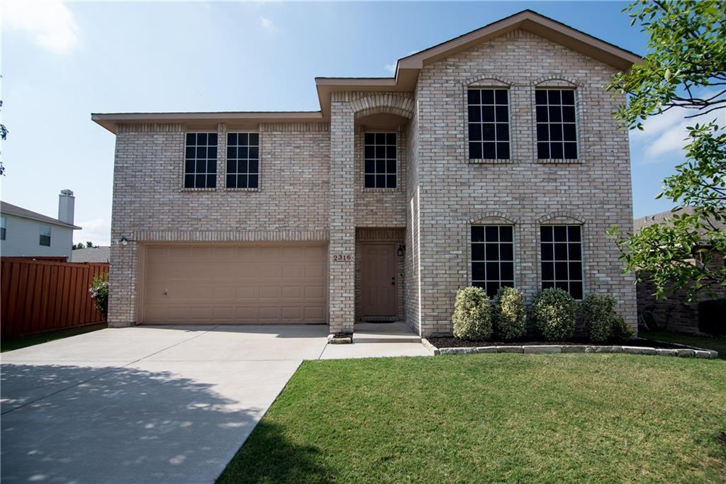 2316 Red Oak Drive, Little Elm, TX 75068