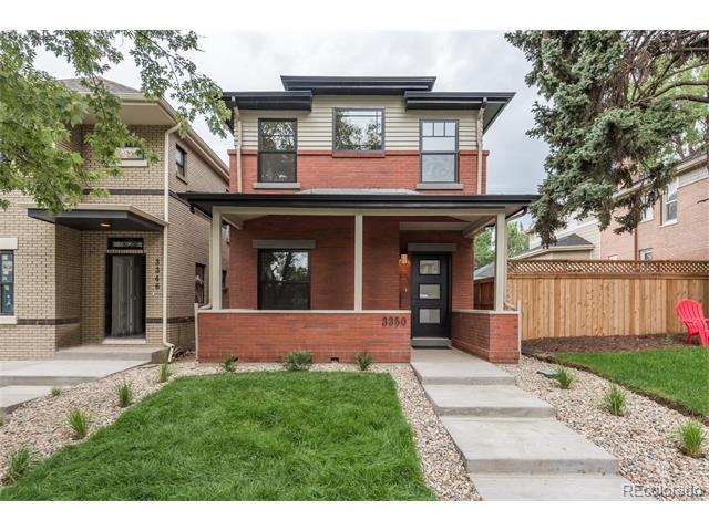 3350 W Hayward Place, Denver, CO 80211