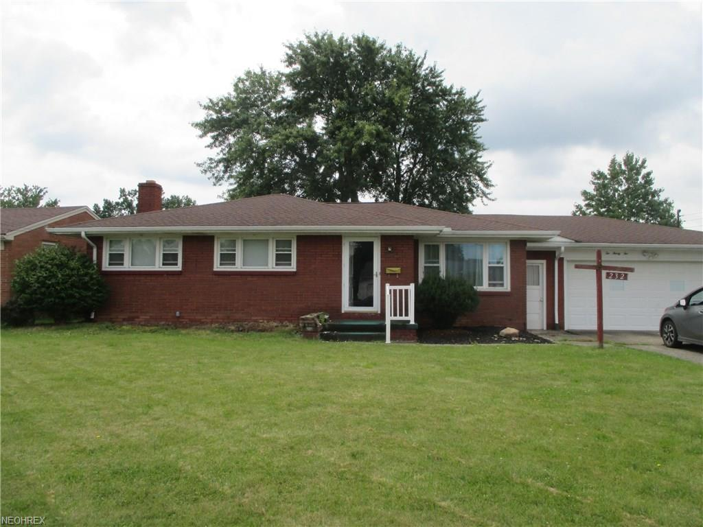 232 Overlook Blvd, Struthers, OH 44471