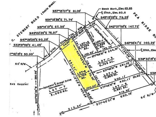 J C STEWART Road, Albany, LA 70711