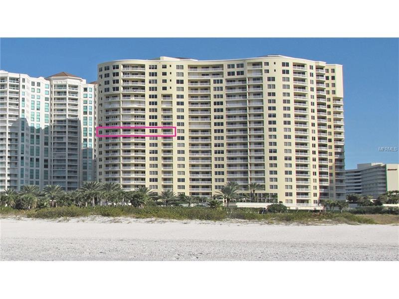 1200 GULF BOULEVARD 1105, CLEARWATER BEACH, FL 33767
