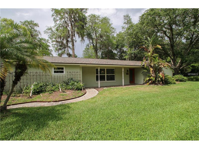 207 CRENSHAW LAKE ROAD, LUTZ, FL 33548