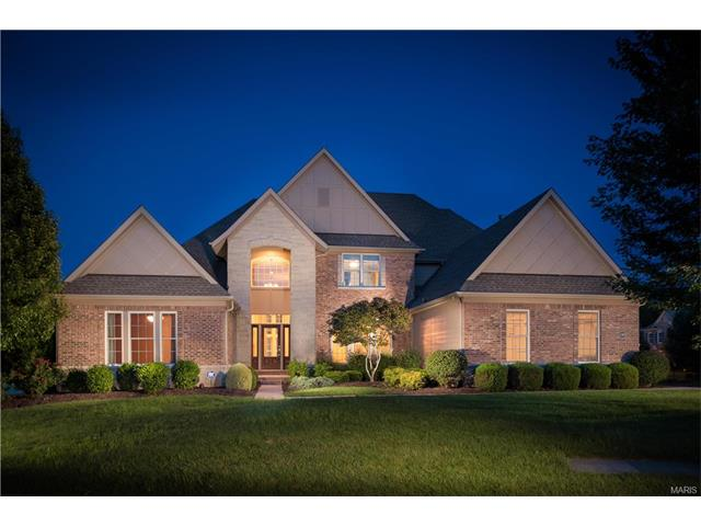 2389 Spring Mill Estates Drive, St Charles, MO 63303