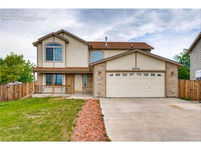 8228 Firethorn Drive, Colorado Springs, CO 80925