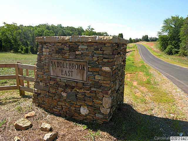 Lt 8 Bridlewood Drive, Gold Hill, NC 28071
