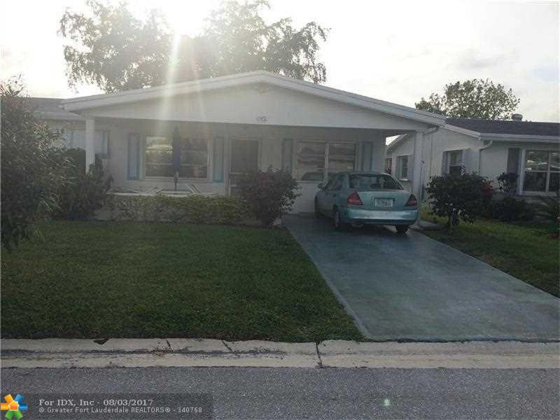 745 NW 73rd Ter, Margate, FL 33063